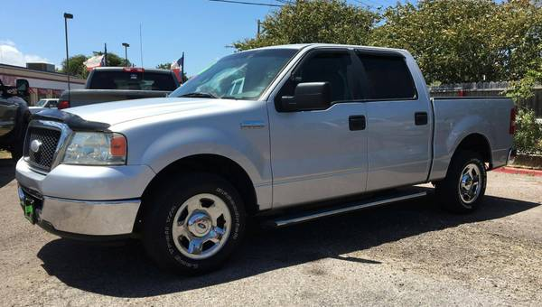 2007 FORD F150 SUPERCREW! __ $1800 DOWN! __ @ TRIPLE R MOTORS!!