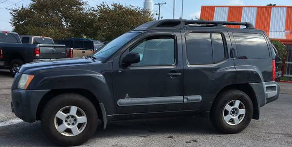 ==06 NISSAN XTERRA!!=== $1600 DOWN!!=== @ TRIPLE R MOTORS!!