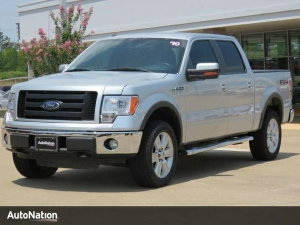 2010 Ford F-150 Lariat SKU:AFD32011 Ford F-150 Lariat SuperCrew Cab