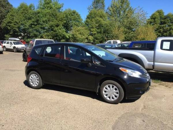 2015 *Nissan* *Versa* *Note* *5dr HB Manual 1.6 S* 4dr Car