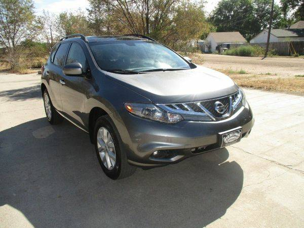 2013 *Nissan* *Murano* AWD 4dr SL - CALL/TEXT TODAY!