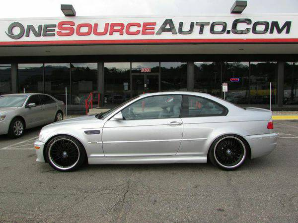 2002 *BMW* *M3* COUPE