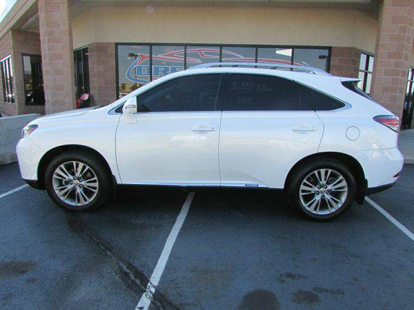 2013 *LEXUS* *RX* 450 ( Everyone Welcome )