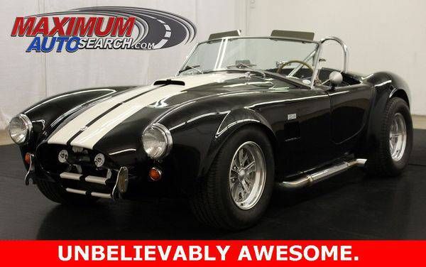 1964 *Shelby* *Cobra* FIA 289