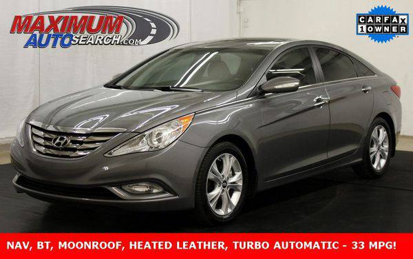 2011 *Hyundai* *Sonata* Limited 2.0T