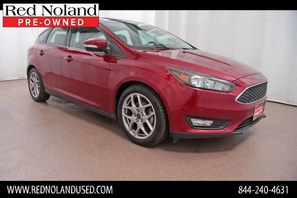 2015 Ford Focus - Call
