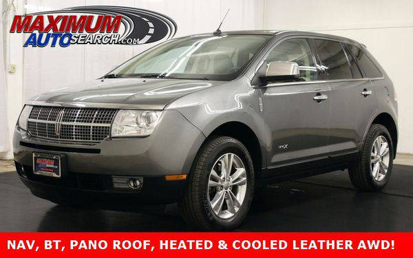 2010 *Lincoln* *MKX* AWD