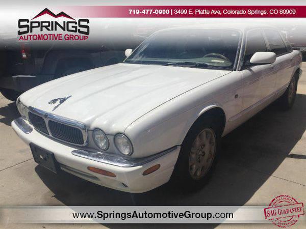 1998 *Jaguar* *XJ8*