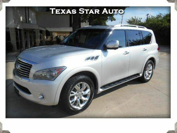 2012 *Infiniti* *QX56* 2WD - Call or TEXT! Financing Available!