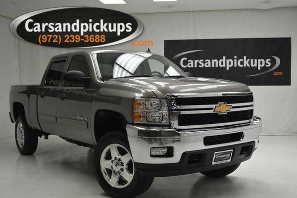 2014 *Chevrolet* *Silverado* *2500HD* LT - Customized Inventory...