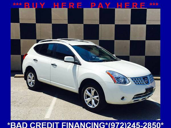 IN HOUSE FINANCE★2010 NISSAN ROGUE SL★
