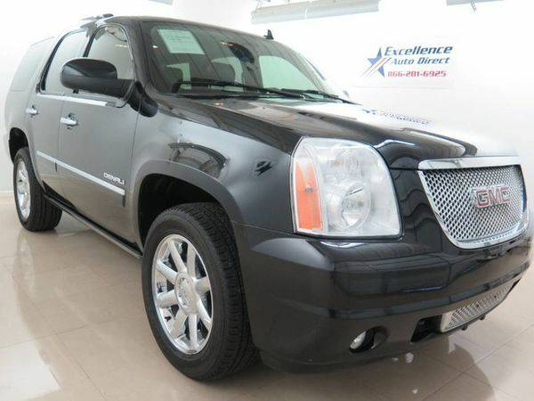 2011 *GMC* *Yukon* - Guaranteed Approval with Money Down!