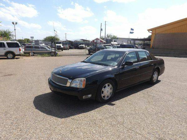 2003 *CADILLAC* *DEVILLE* Starting at $595 Down +TT&L