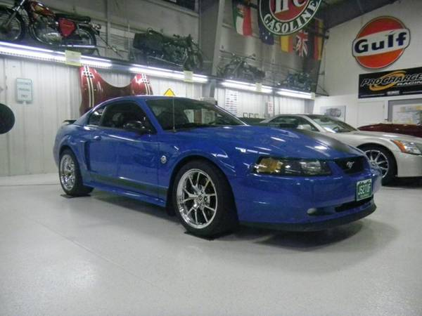2004 Ford Mustang Mach 1 Ford Mustang Mach 1 Coupe