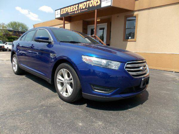 2014 *Ford* *Taurus* SEL AWD - GET APPROVED TODAY!