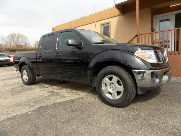 2007 *Nissan* *Frontier* SE Crew Cab 2WD - GET APPROVED TODAY!