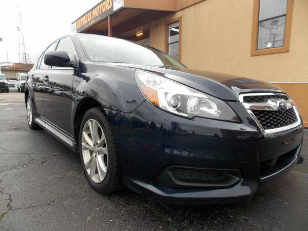 2014 *Subaru* *Legacy* 2.5i Premium - GET APPROVED TODAY!