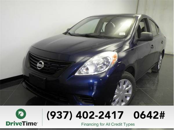2013 *Nissan Versa* 1.6 S - BAD CREDIT OK