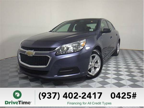 2014 *Chevrolet Malibu* LS - BAD CREDIT OK