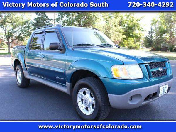 2001 *Ford* *Explorer* *Sport* *Trac* 4WD - Over 300 Vehicles to...