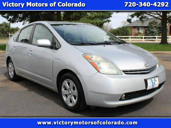 2007 *Toyota* *Prius* Base - Over 450 Vehicles to Choose From!