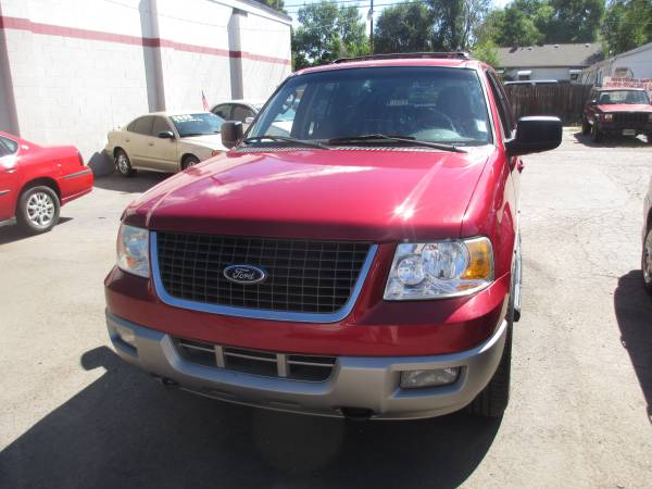 2004 FORD EXPEDITION XLT 4X4 3RD ROW SEAT