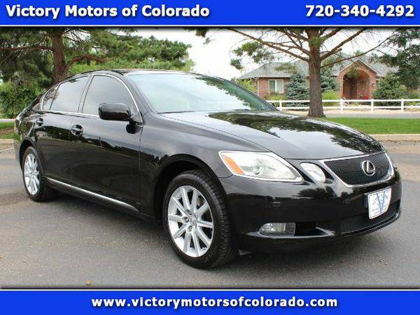 2006 *Lexus* *GS* GS 300 AWD - Over 450 Vehicles to Choose From!