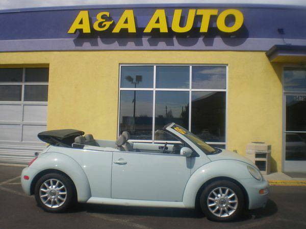 2005 *Volkswagen* *New* *Beetle* GLS -GET PRE-APPROVED INSTANTLY!
