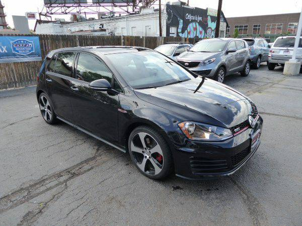 2015 *Volkswagen* *Golf* *GTI* - Call or TEXT! Financing Available!