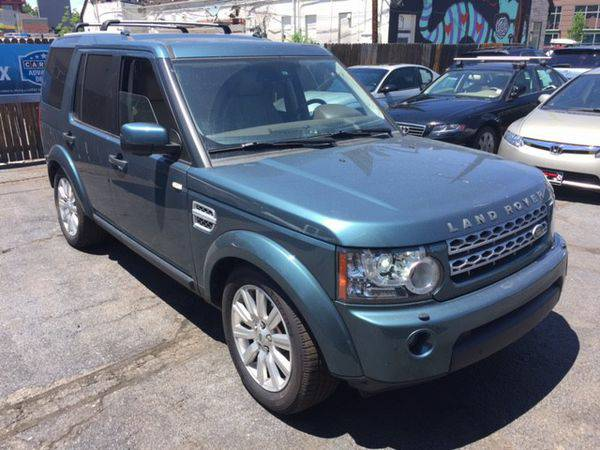 2012 *Land* *Rover* *LR4* - Call or TEXT! Financing Available!