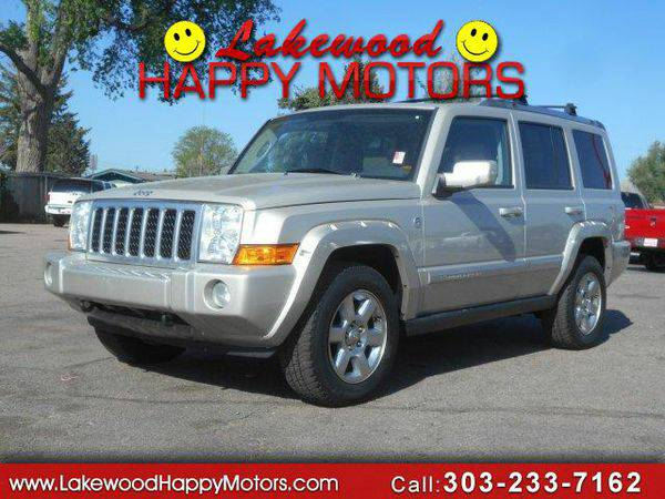 2007 *Jeep* *Commander* Overland 4WD