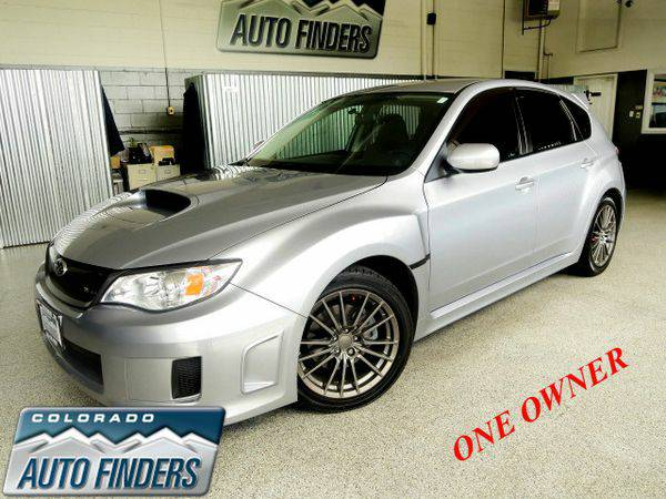 2014 *Subaru* *Impreza* *WRX* 5-Door - Call or TEXT! Financing...