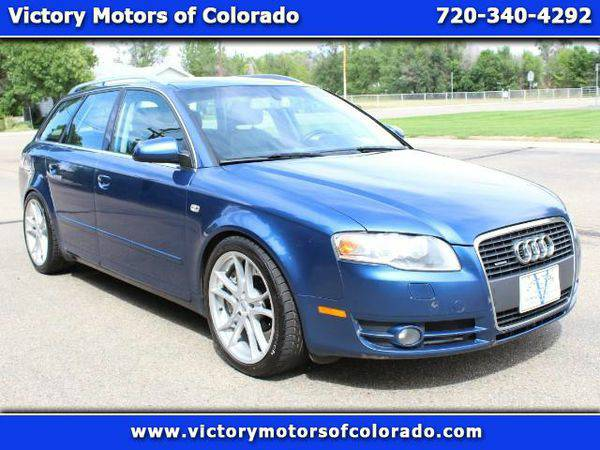2007 *Audi* *A4* *Avant* 2.0 T quattro with Tiptronic - Over 450...