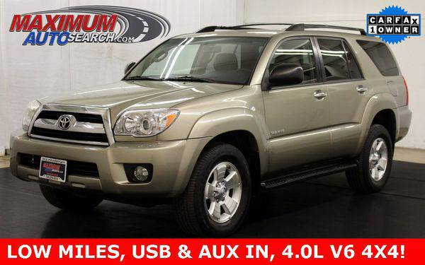2006 *Toyota* *4Runner* SR5 - Call or TEXT! Financing Available!