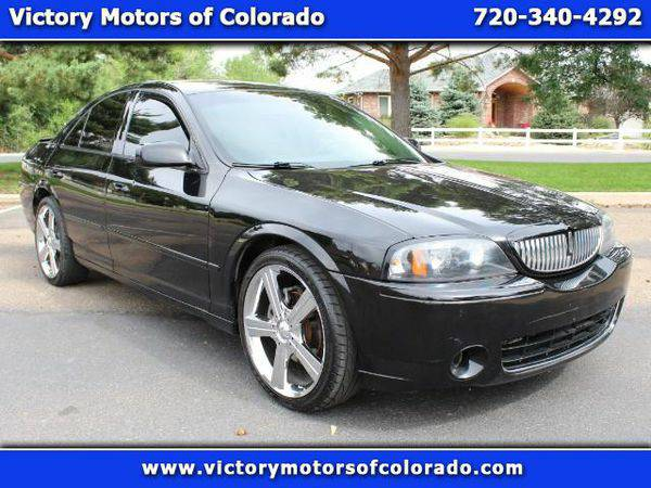 2006 *Lincoln* *LS* V8 Ultimate - Over 450 Vehicles to Choose From!