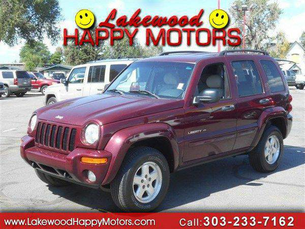 2002 *Jeep* *Liberty* Limited 4WD