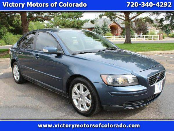 2007 *Volvo* *S40* 2.4i - Over 450 Vehicles to Choose From!