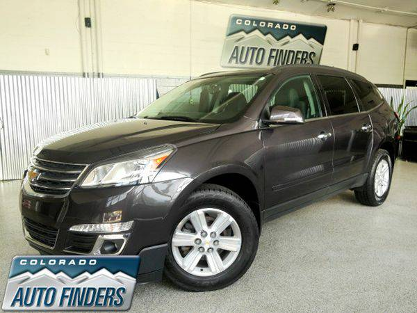 2013 *Chevrolet* *Traverse* 1LT AWD - Call or TEXT! Financing...