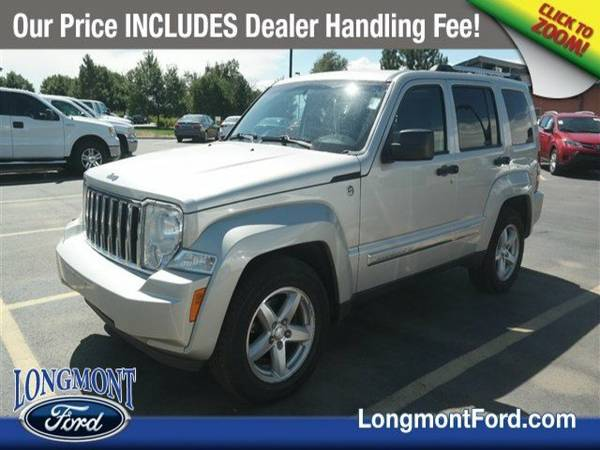 2009 Jeep Liberty 4WD 4dr Limited Sport Utility