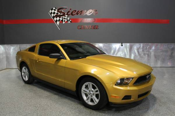 2010 Ford Mustang V6*THIS ONE WILL GO FAST! TEST DRIVE TODAY! CALL US*