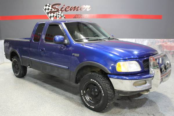 1997 Ford F150*COME CHECK OUT ALL OUR AMAZING TRUCK INVENTORY! CALL US