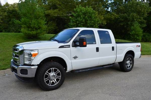 2013 Ford Super Duty F-250 XL Diesel 4x4
