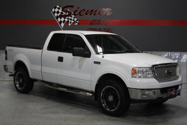 2004 Ford F150 LARIAT*WE ARE TRUCK COUNTRY, CALL TODAY
