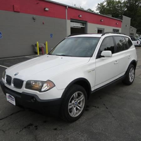 2005 BMW X3****LOW MILES***GUARANTEED FINANCING****SUPER CLEAN****