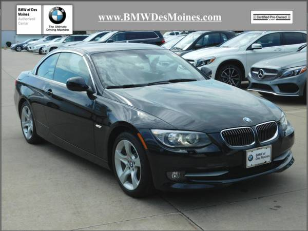 Certified: 2013 BMW 3 Series 2dr Car 335i