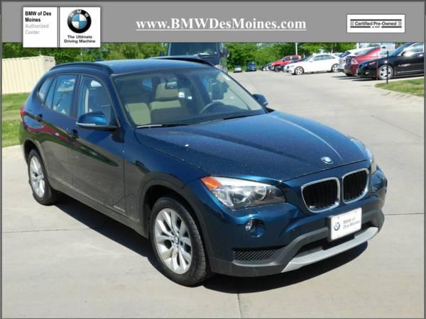 Certified: 2013 BMW X1 Sport Utility xDrive28i