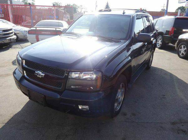 2008 *Chevrolet* *TrailBlazer* LT1 4x4 4dr SUV ***Guaranteed Credit...