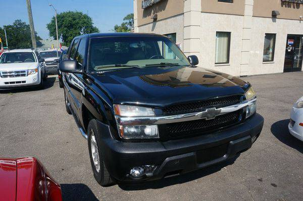 2005 *CHEVROLET* *AVALANCHE* *1500* -LOW DOWN PAYMENTS√All...