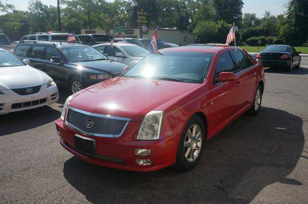 2006 *CADILLAC* *STS* STS V6 -LOW DOWN PAYMENTS√All Credit...