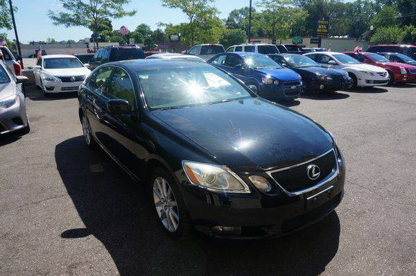 2006 *LEXUS* *GS* *300* BASE AWD -LOW DOWN PAYMENTS√All Credit...